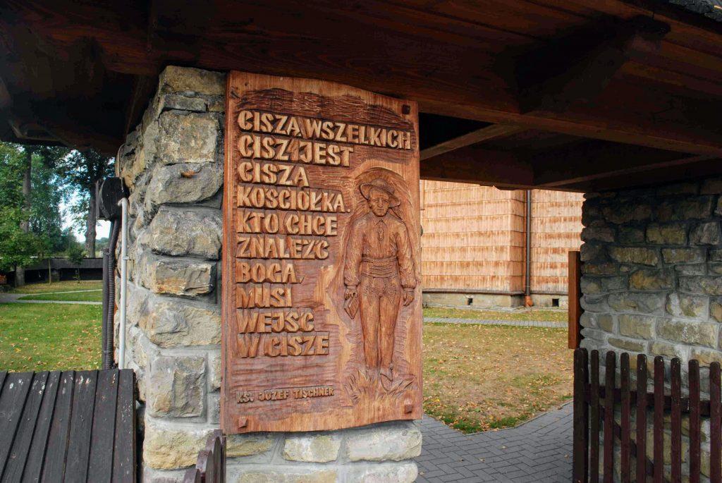 relacja z wycieczki szkolnej w Gorce - Łopuszna